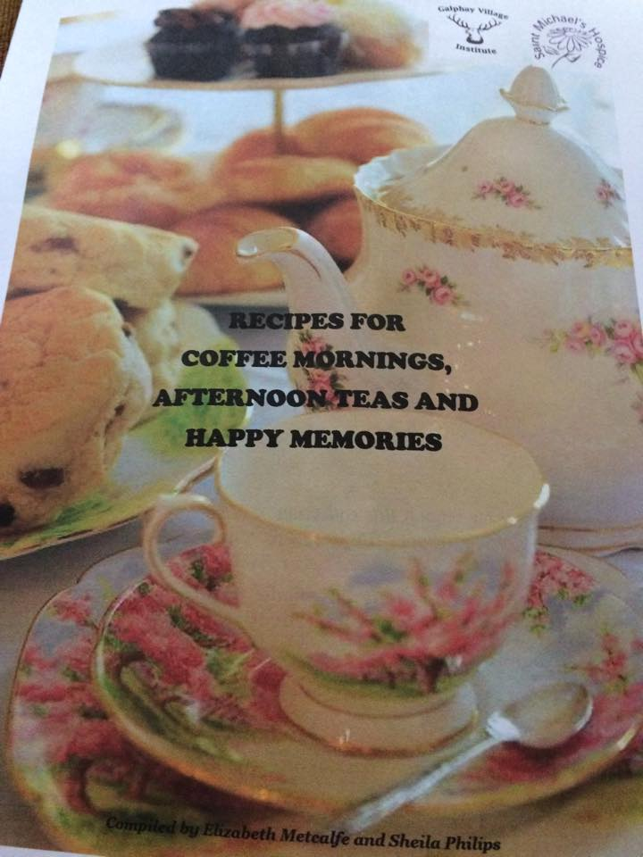 Recipe Book Available Now!